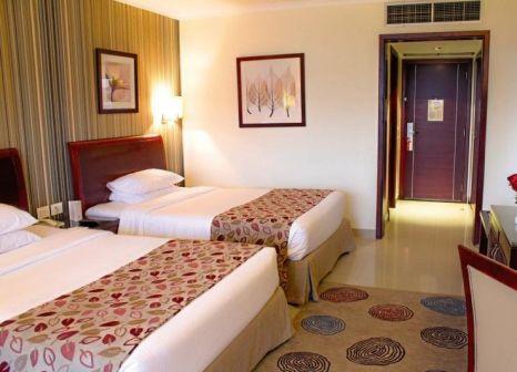 Hotelzimmer mit Tischtennis im Marina Sharm Hotel