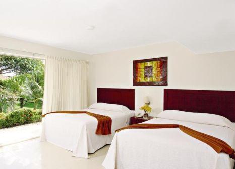 Hotelzimmer mit Volleyball im Dos Playas Beach House Hotel