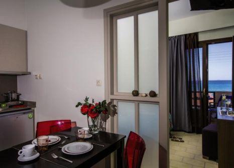 Hotelzimmer mit Spielplatz im Dimitra Hotel & Apartments