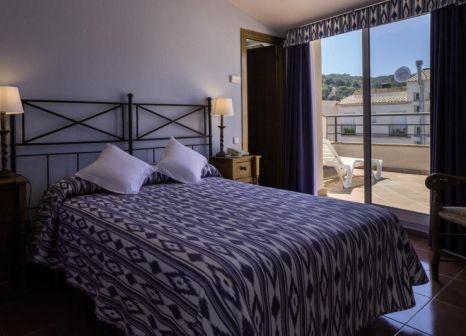 Hotelzimmer mit Tischtennis im Hotel URH Novo Park