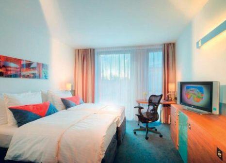 Hotelzimmer mit Sauna im Hilton Garden Inn Stuttgart NeckarPark