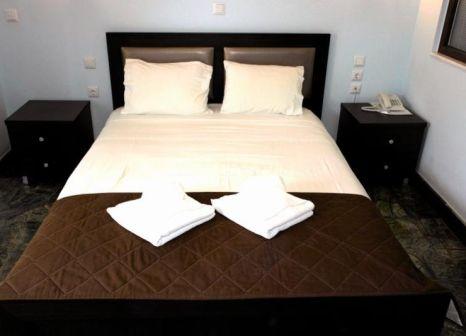 Hotelzimmer mit Sandstrand im Makednos