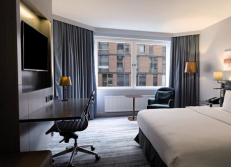 Hotelzimmer mit Tennis im Hilton Strand