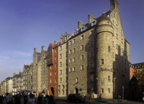 Hotel Radisson Blu Edinburgh günstig bei weg.de buchen - Bild von 5vorFlug