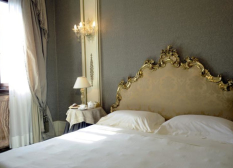 Hotelzimmer mit Restaurant im Ca' Sagredo Hotel