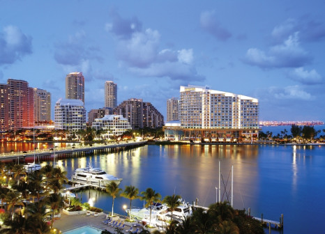 Hotel Mandarin Oriental Miami in Florida - Bild von 5vorFlug