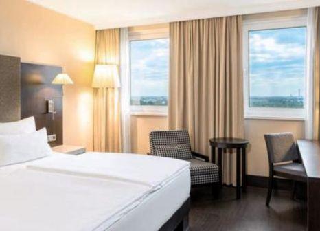 Hotelzimmer mit Sauna im NH Danube City