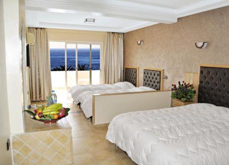 Hotelzimmer mit Mountainbike im Club Al Moggar Garden Beach