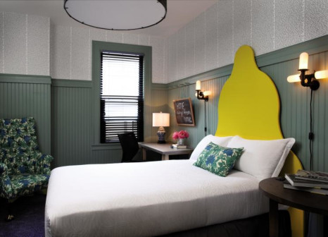 Hotel Triton in Kalifornien - Bild von 5vorFlug