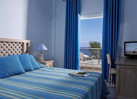 Hotelzimmer mit Mountainbike im Alesahne Beach