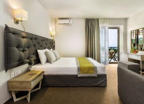 Hotelzimmer mit Fitness im Hotel Kriopigi