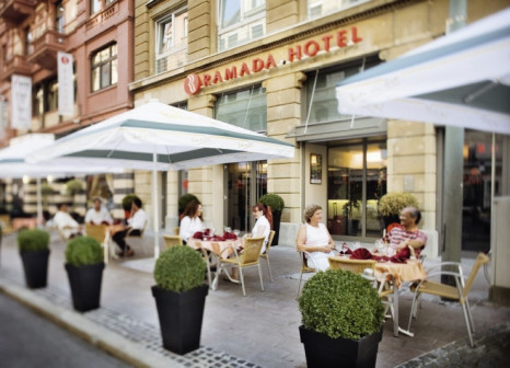 Hotel Ramada Frankfurt City Centre günstig bei weg.de buchen - Bild von 5vorFlug