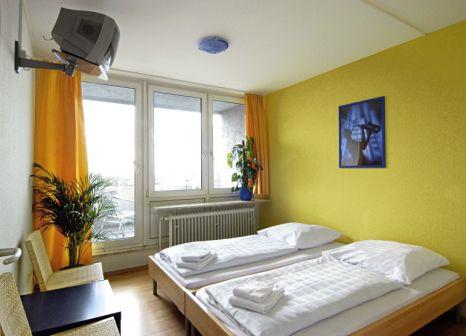 Hotelzimmer mit Fitness im a&o München Hackerbrücke