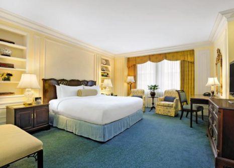 Hotelzimmer mit Fitness im Fairmont Hotel Vancouver