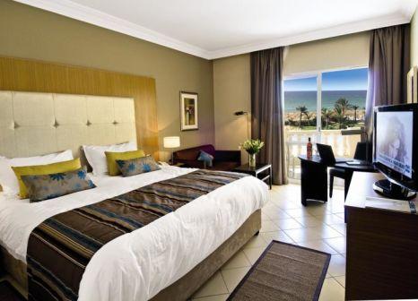 Hotelzimmer mit Golf im Royal Thalassa Monastir