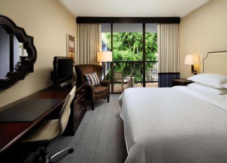 Hotelzimmer mit Animationsprogramm im Sheraton Universal