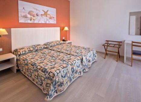 Hotelzimmer mit Fitness im GHT Balmes Hotel Aparthotel & SPLASH