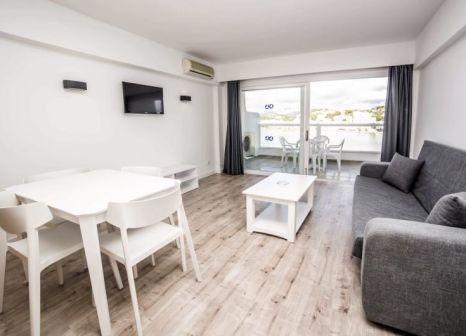 Hotelzimmer mit Fitness im Apartamentos Mallorca Portofino