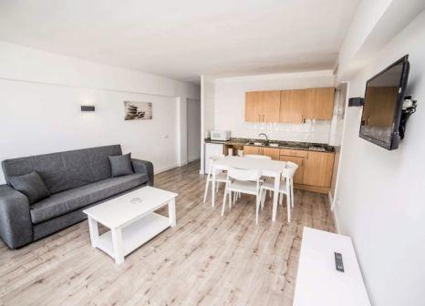 Hotelzimmer mit Golf im Apartamentos Mallorca Portofino