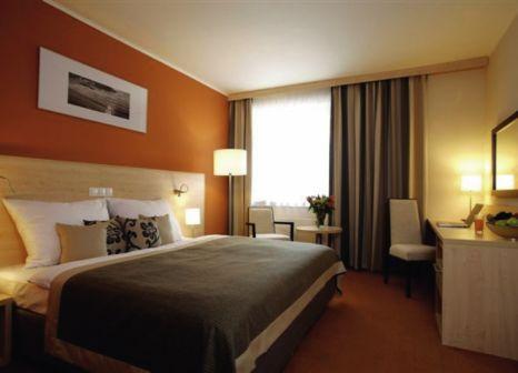 Hotelzimmer mit Minigolf im Aquapalace Hotel Prague