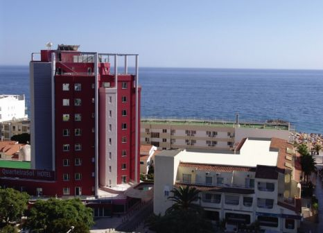 Hotel Quarteira Sol günstig bei weg.de buchen - Bild von 5vorFlug
