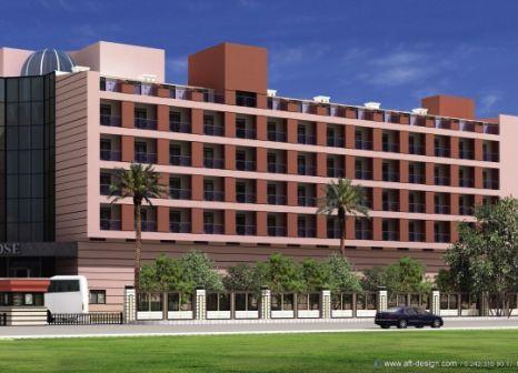 Hedef Rose Garden Hotel in Türkische Riviera - Bild von 5vorFlug