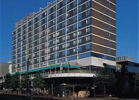 Hotel Holiday Inn Birmingham City Centre günstig bei weg.de buchen - Bild von 5vorFlug
