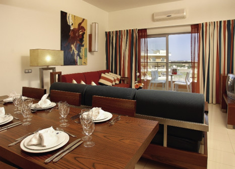 Hotelzimmer mit Mountainbike im Balaia Atlantico