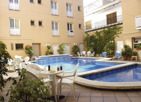 Hotel URH Park Hotel in Costa Brava - Bild von 5vorFlug
