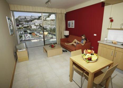 Hotelzimmer mit Golf im Morasol Suites