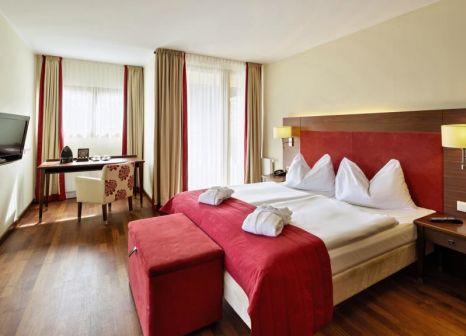 Hotelzimmer mit Yoga im TUI BLUE Fieberbrunn