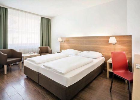 Hotelzimmer mit Internetzugang im Austria Trend Hotel beim Theresianum