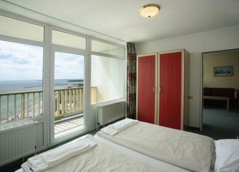Hotelzimmer mit Mountainbike im IFA Fehmarn Hotel & Ferien Centrum
