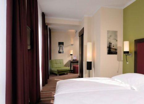 Hotelzimmer mit Fitness im Leonardo Hotel Berlin