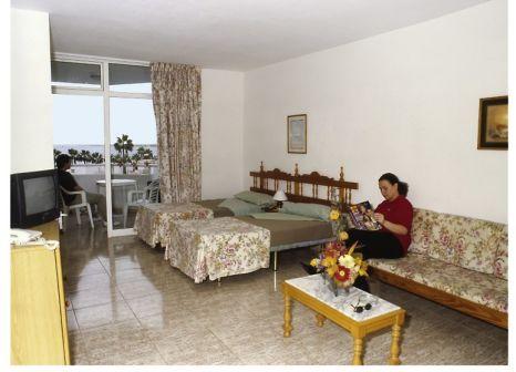 Hotelzimmer mit Fitness im Veril Playa
