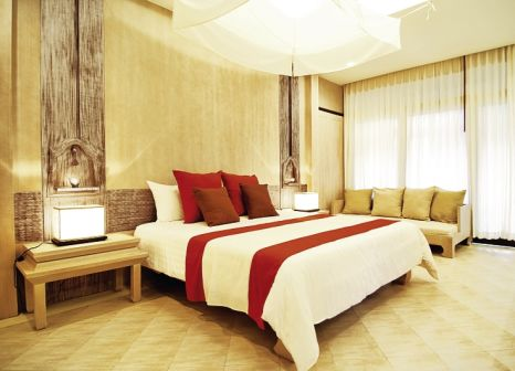 Hotelzimmer mit Volleyball im Melati Beach Resort & Spa