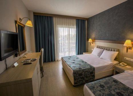 Hotelzimmer mit Volleyball im Side Aquamarin Resort & Spa