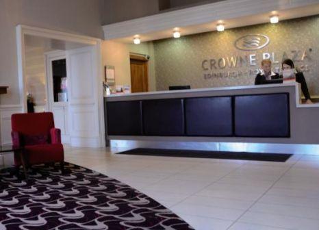 Hotelzimmer mit Fitness im Crowne Plaza Edinburgh Royal Terrace