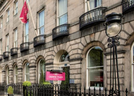 Hotel Crowne Plaza Edinburgh Royal Terrace günstig bei weg.de buchen - Bild von 5vorFlug