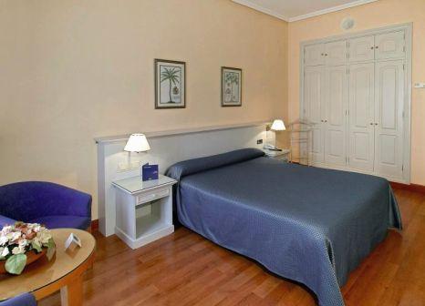 Hotelzimmer mit Tennis im Hotel Monte Puertatierra