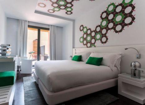 Hotelzimmer mit Animationsprogramm im Room Mate Carla