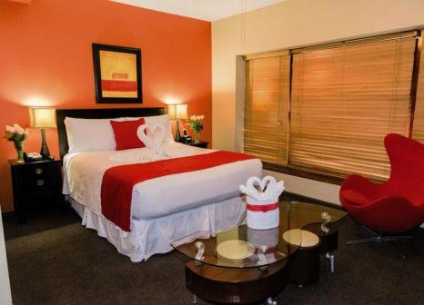 Hotelzimmer mit Hochstuhl im Marrakech Hotel