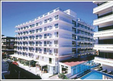 Manousos City Hotel günstig bei weg.de buchen - Bild von 5vorFlug