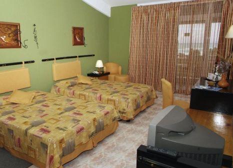 Hotelzimmer mit Volleyball im Occidental Arenas Blancas