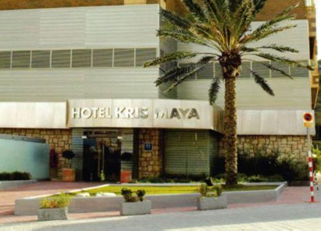 Hotel Maya Alicante günstig bei weg.de buchen - Bild von 5vorFlug
