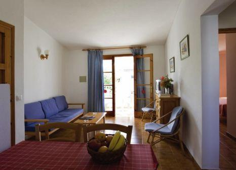 Hotelzimmer mit Tennis im Apartaments Sa Caleta