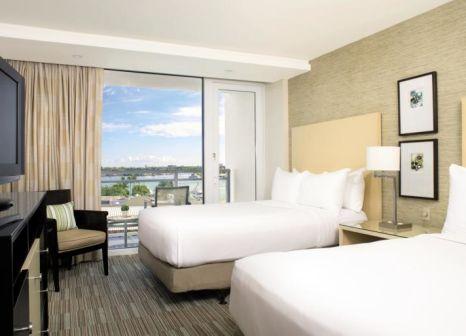 Hotelzimmer mit Aerobic im Hilton Fort Lauderdale Marina