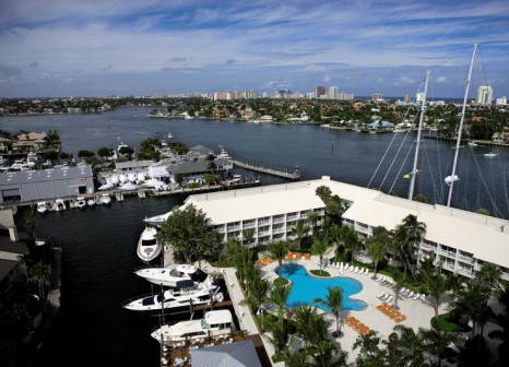 Hotel Hilton Fort Lauderdale Marina günstig bei weg.de buchen - Bild von 5vorFlug
