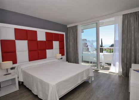 Hotelzimmer mit Golf im Mar Hotels Rosa del Mar
