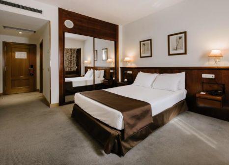Hotelzimmer mit Restaurant im Rafaelhoteles Ventas